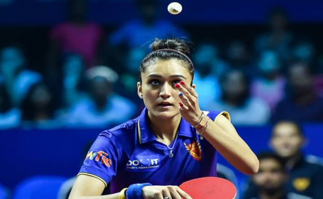 Manika Batra cruises to 2nd round after defeating Britain's Tin-Tin Ho in Table Tennis singles event