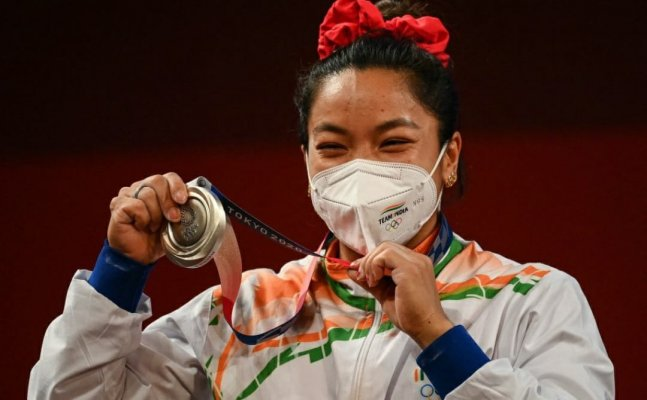 Mirabai Chanu's silver can be updated to gold, China's Hou Zhihui to be tested for doping