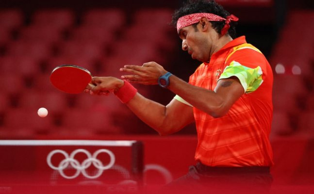 Tokyo 2020: Paddler Sharath Kamal defeated by China's Ma Long, India's medal hope from TT shattered