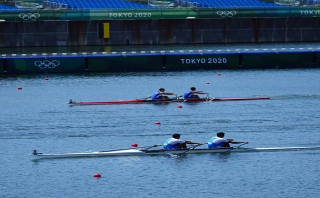 Tokyo 2020: Indian rowing pair of Arjun Lal, Arvind Singh lose on the finals qualification of double sculls event