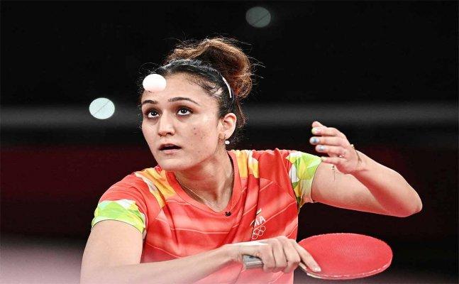 Manika Batra loses to Austria's Sofia Polcanova in 3rd round, India's women TT challenge ends