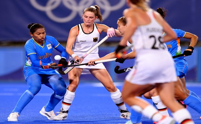 India women's hockey team loses 0-2 to Germany, second consecutive defeat at Tokyo 2020