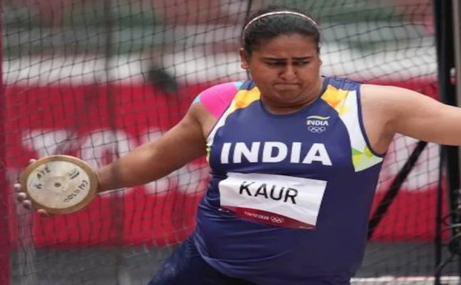 India's Kamalpreet Kaur bows out from Women's discus throw final after finishing 6th