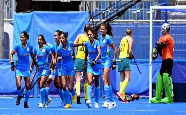 Tokyo 2020: India women's hockey team cruises to semis, defeats Australia 1 -0