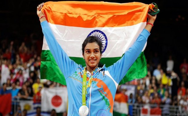 PV Sindhu becomes first Indian to win BWF World Championships Gold