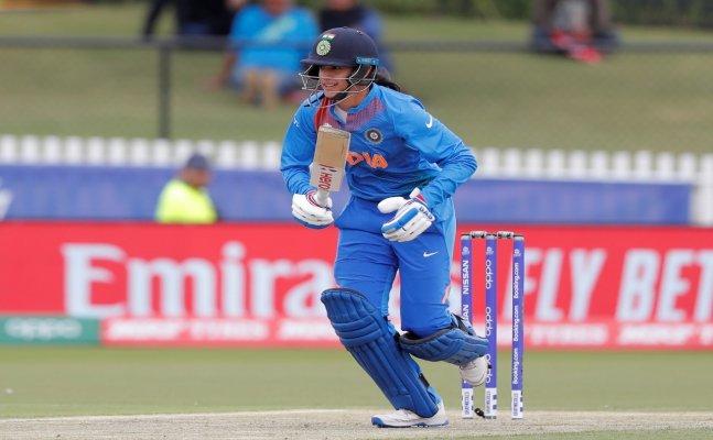 IND W vs ENG W: Smriti Mandhana breaks big record with her explosive half-century
