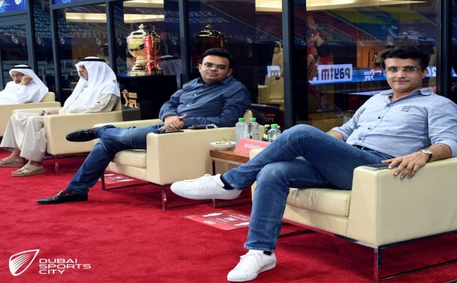 Big changes expected in IPL 2021 phase 2 schedule, Sourav Ganguly and Jay Shah reach Dubai