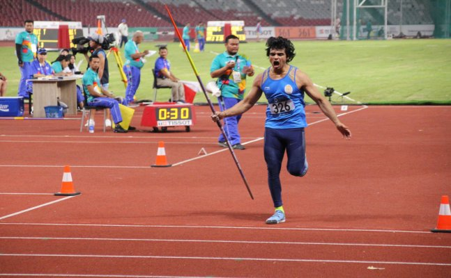 Neeraj Chopra storms into finals of men's javelin throw in 1st attempt, raise medal hopes