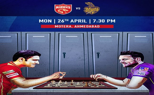 IPL 2021: PBKS vs KKR preview, find out match prediction, predicted XI and head-to-head stats