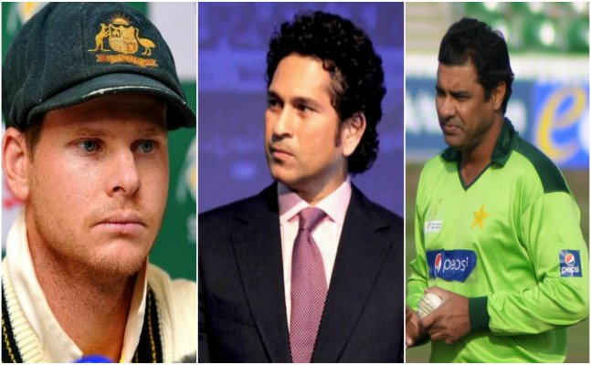 Ball tampering: Sachin Tendulkar to Wakar Yunis these players got into trouble