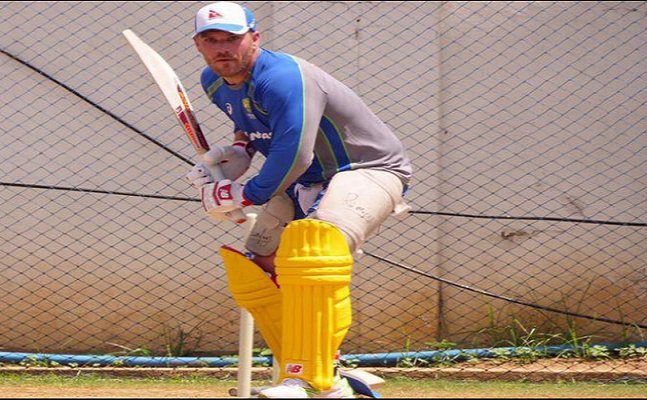 Ind vs Aus: Finch likely to be back in the 3rd ODI