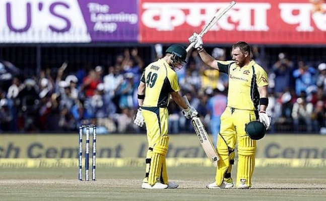 After Finch's brilliance, India's bowlers fight back to restrict Aussies to 293