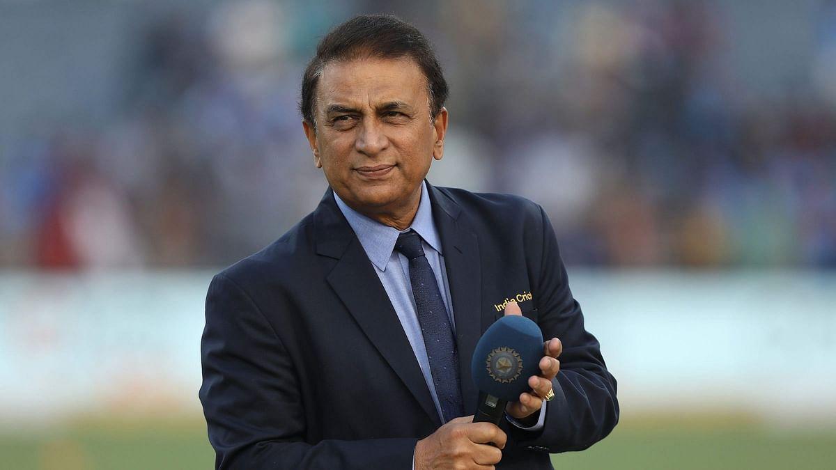IPL2020: Gavaskar defends his comment on Kohli's batting makes clarifications to the media