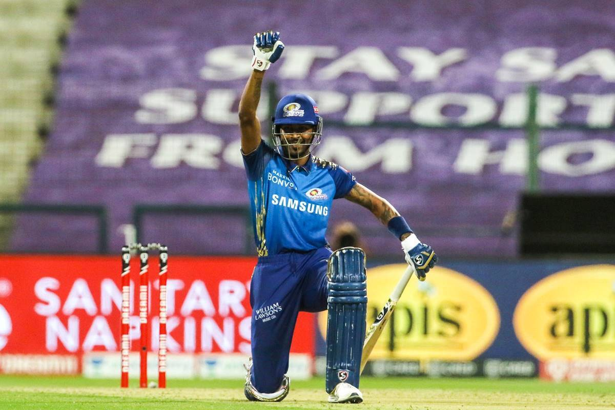 IPL 2020: Hardik Pandya's gesture towards 'Black Lives Matter' movement goes viral