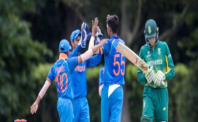 ICC U-19 WC: India beat South Africa in first warm-up match