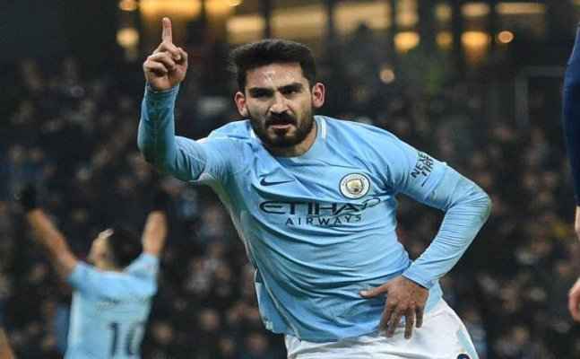Gundogan masterclass helps City to emphatic Champions League win
