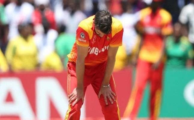 This team disqualifies ICC WC for first time in 35 years
