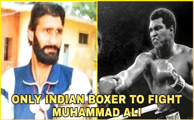 Rajyavardhan Rathore helps boxing icon Kaur Singh struggling to pay medical bills