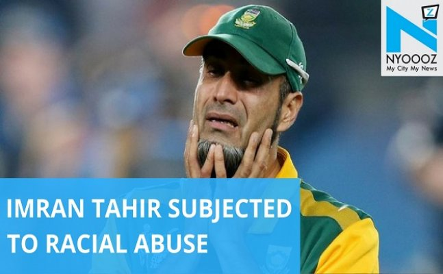 Imran Tahir racially abused during 4th ODI, probe launched