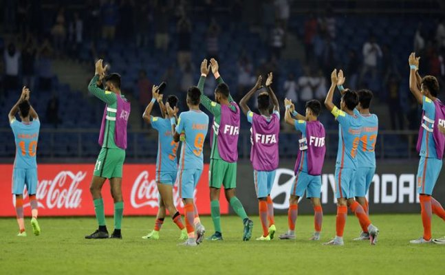 FIFA U-17 WC: India face sternest test against Ghana