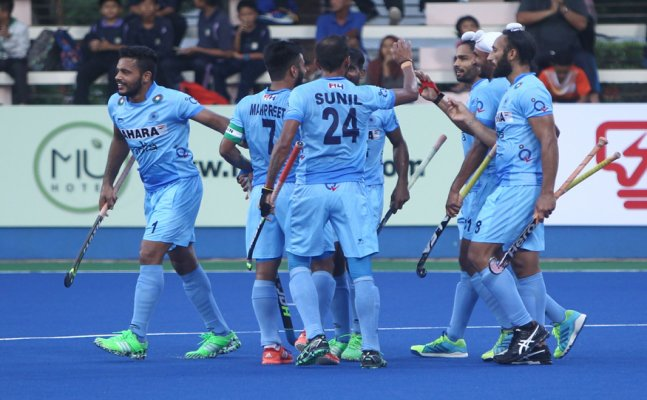 Hockey World League: India placed in group of death