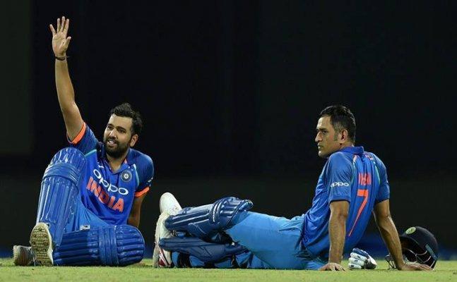 India vs Sri Lanka: India demolish Sri Lanka, Rohit Shama smash 124*