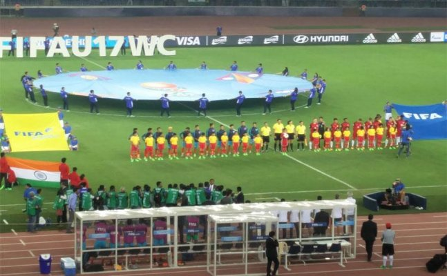 FIFA U-17 World Cup: India go down 3-0 against USA despite brave performance