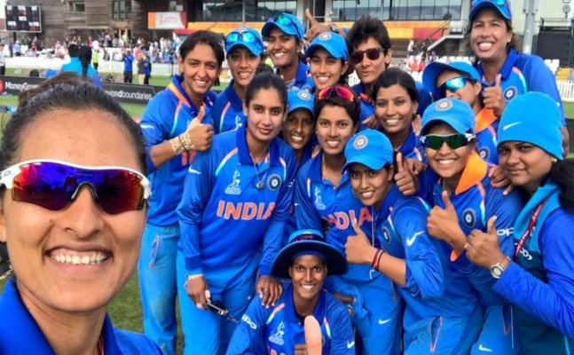 India women remains at No.4 spot in ICC rankings
