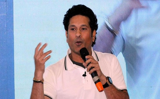 Here's what Sachin Tendulkar says after India loses to New Zealand in warm-Up