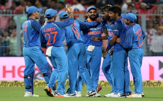 Ind vs Aus: Team India clinch the series as Finch's ton goes in vain