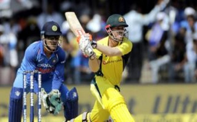 Ind vs Aus: Warner and Finch put Australia in command