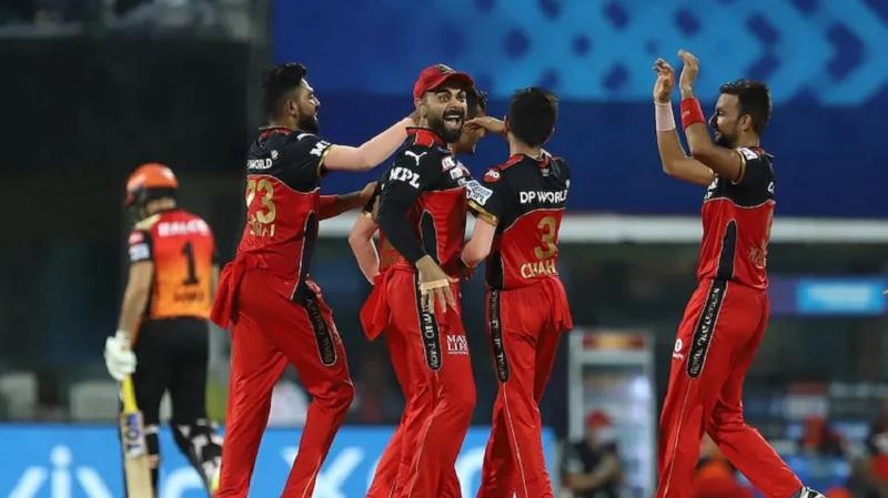 IPL 2021: RCB top table early as SRH choke after Glenn Maxwell, Shahbaz Ahmed heroics