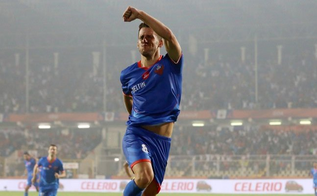 #LetsFootball: FC Goa's Corominas scores fastest hat-trick in ISL's history