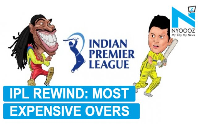 IPL 2018: Top 3 Most Expensive Overs in IPL History