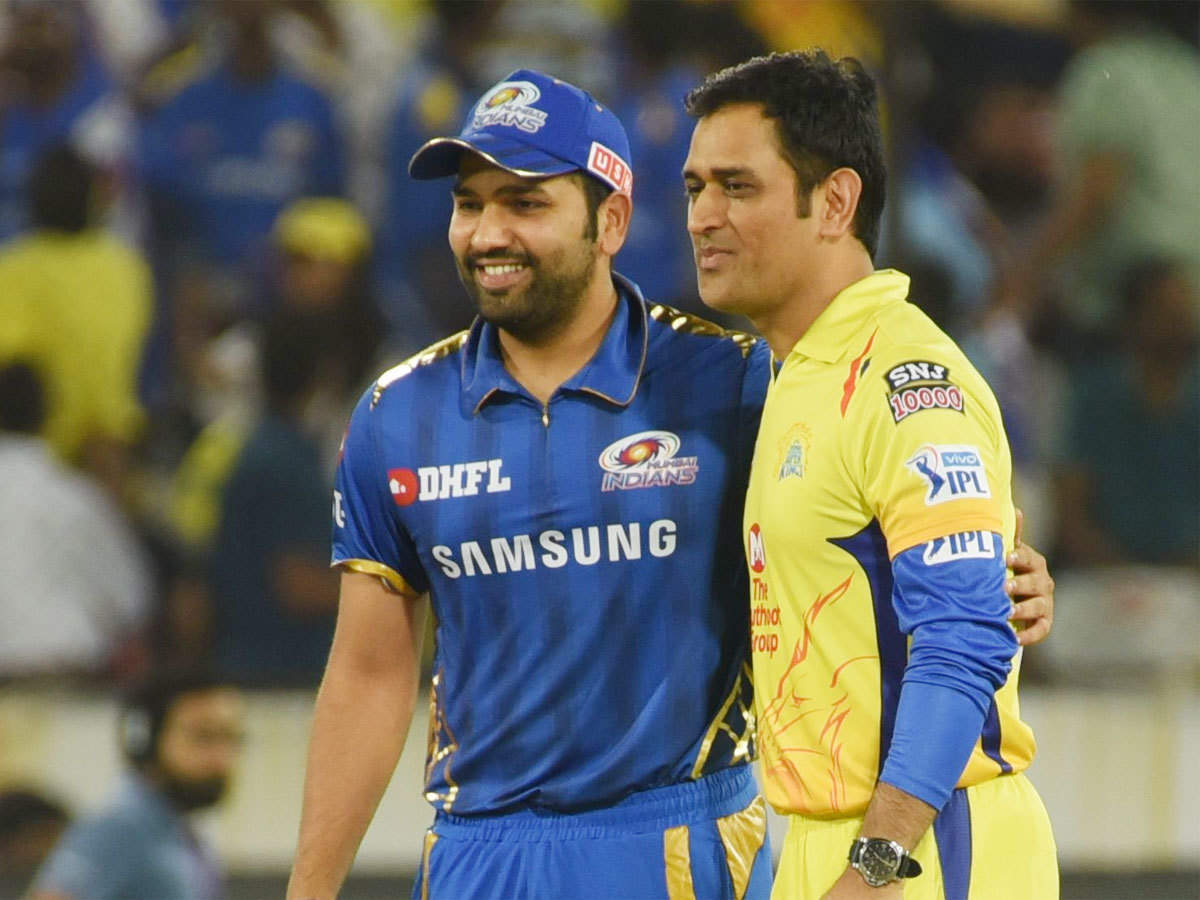 MS Dhoni is one of a kind: Rohit Sharma over being called as next MS Dhoni