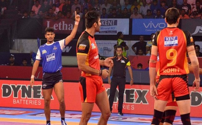 PKL 2017: Mumba outclass Pirates, Steelers defeat Bulls
