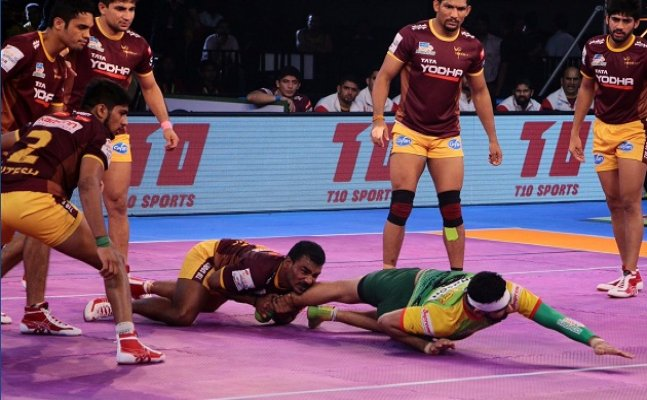 PKL 2017: Titans- Bulls match ends in a tie, Pirates beat Yoddha in a thriller
