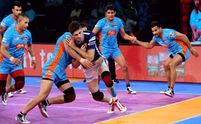 PKL 2017: Paltan outclass Titans, Delhi and Bengal play out a thrilling tie