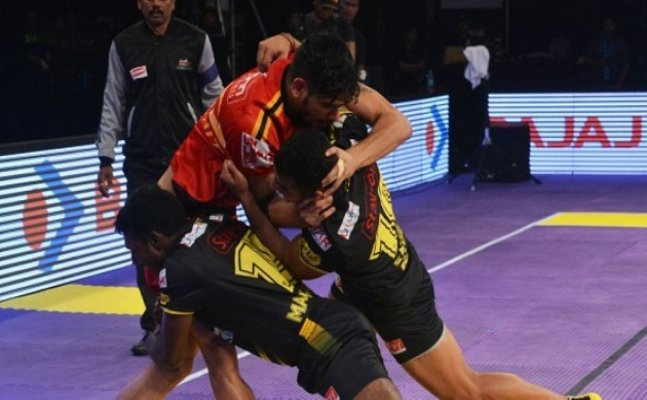 PKL 2017: Bulls-Titans match ends in a draw, Haryana Steelers win