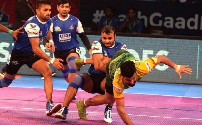PKL 2017: Sonepat leg begins with two consecutive draws