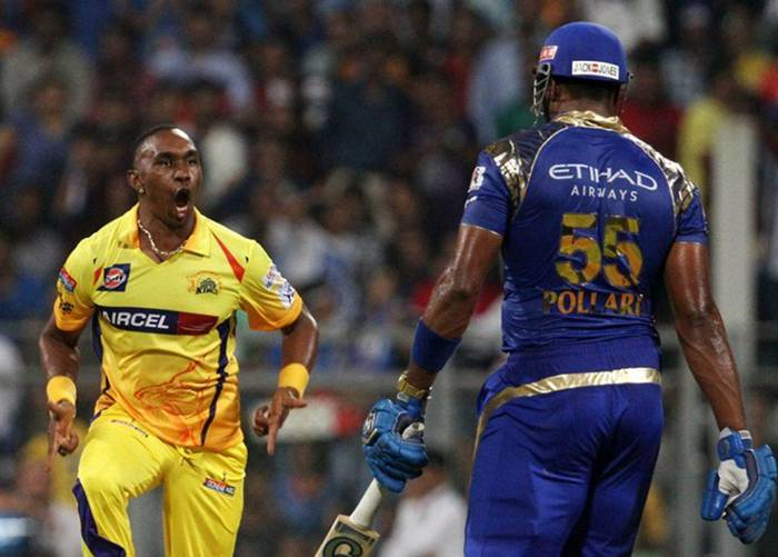 IPL 2020: 'Kieron Pollard texted me, 'pack your bags, you're going home' - Dwayne Bravo recalls CSK and MI's vicious rivalry