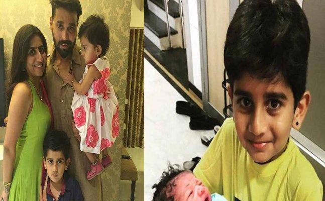 Murali Vijay & wife welcome third child- pic inside