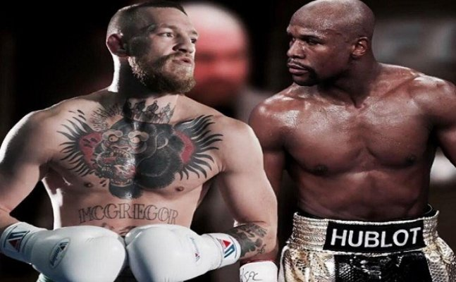 Mayweather has MMA skills, says McGregor