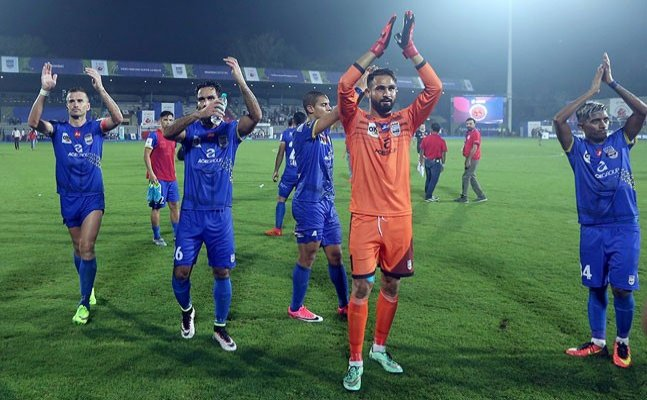 Mumbai City Fc create ISL history, starts away fans section