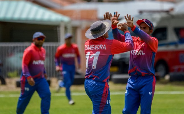 Nepal enters into 2019 WC Qualifiers