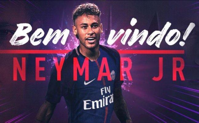 Neymar leaves Barcelona for the final time