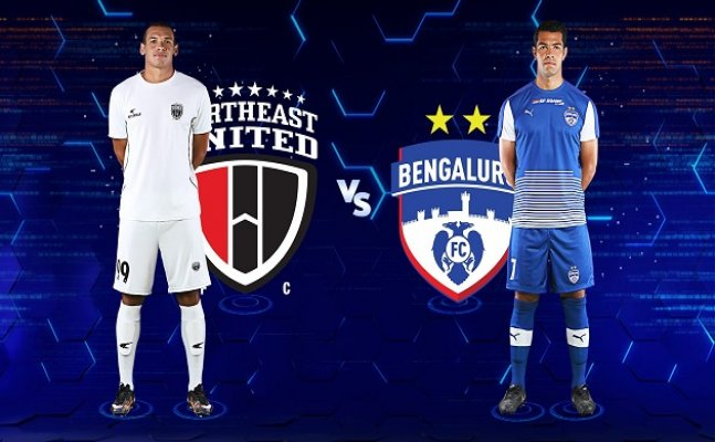 #LetFootball: NEUFC face tough Bengaluru challenge