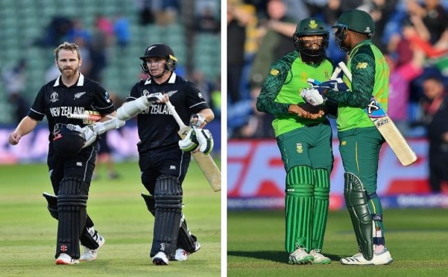 ICC World Cup 2019: New Zealand vs South Africa, preview, head to head & match details