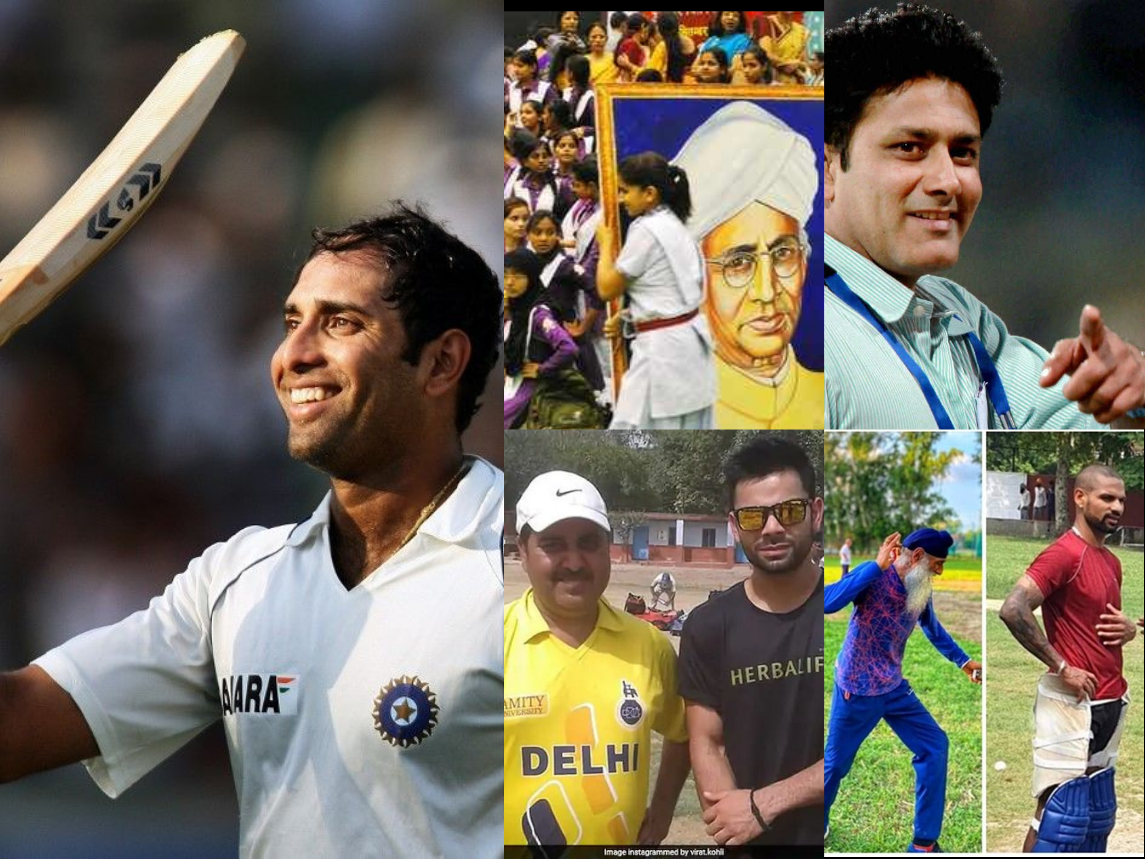 Teacher's Day: Indian Sports celebrities thank their teachers and coaches on the occasion