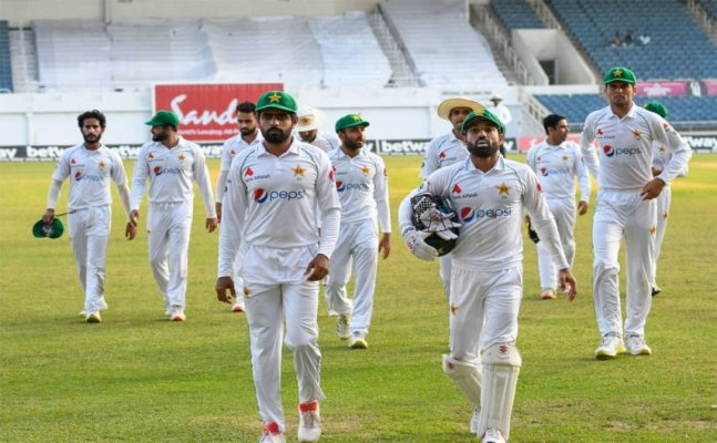 Pakistan beats West Indies by 109 in 2nd test, levels series